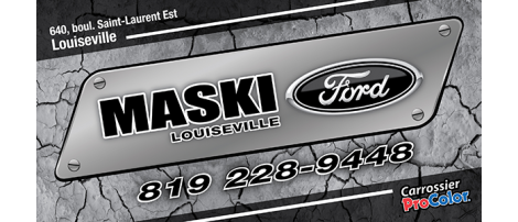 Maski Ford Division Trois-Rivières Ford Lincoln