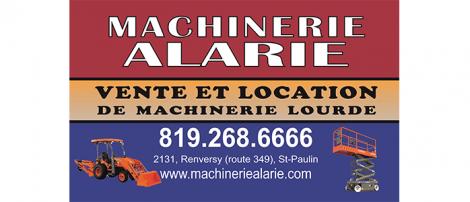 Machinerie Alarie inc.
