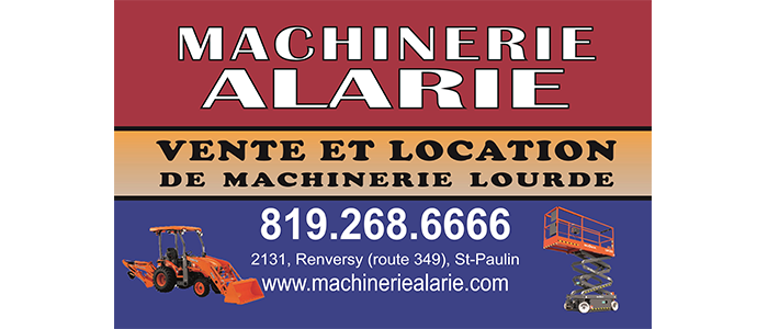 Machinerie Alarie inc.