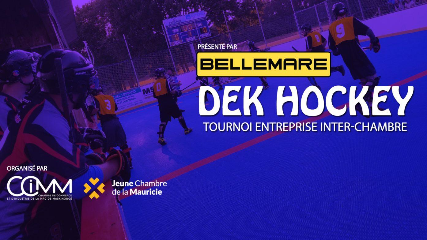 Tournoi entreprise inter-chambre de Dek Hockey