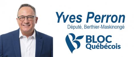 Député Yves Perron